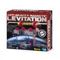 Anti Gravity Magnetic Levitation