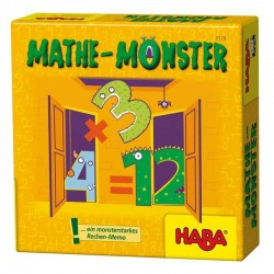 Monstruos de las mates - Mathe-Monster