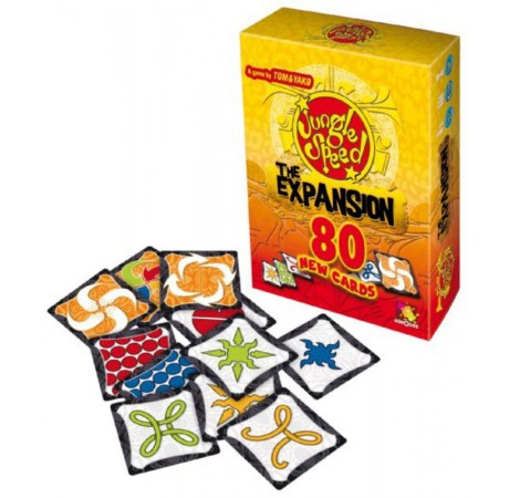 Jungle Speed Expansión