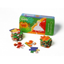 Puzzle mini Cenicienta 60 p