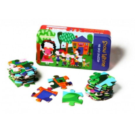 Puzzle mini Blancanieves 48 p