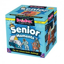Brainbox Senior Moments Inglés