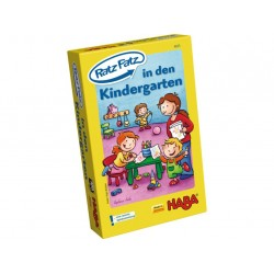In den Kindergarten