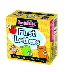 Brainbox First Letters ENG