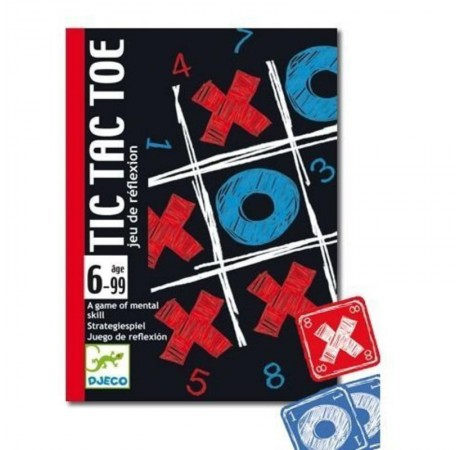 Cartas Tic Tac Toe