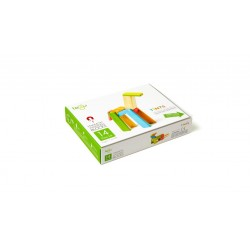 Set Tegu Tints classic 14 pcs