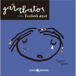 Garabatos con feeling azul