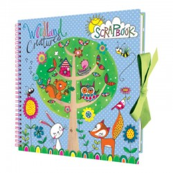 Libro de Scrap Woodland, Scrapbook