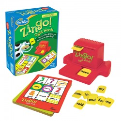 Zingo Sight Words EN