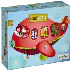 Puzzle cubos Globetrotter