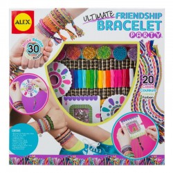 Friendship Bracelet Party