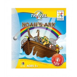 Noah's Ark Magnetic Games