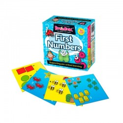 Brainbox First Numbers ENG