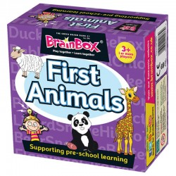 Brainbox First Animals ENG