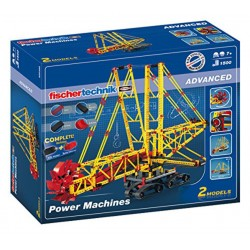 Kit Advanced Power Machines 1500pcs. 2mod