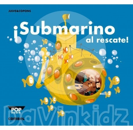 ¡Submarino al rescate! POP DOWN