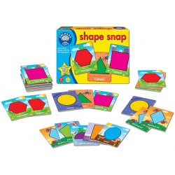 Colores formas. Shape snap.