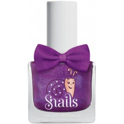Pinta Uñas Snails Raspberry pie
