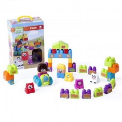 Super Blocks Granja 38 pcs
