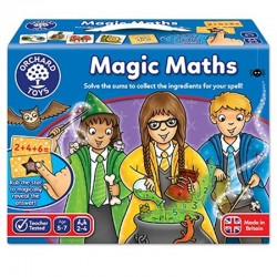 Magic Maths - Matemáticas Mágicas